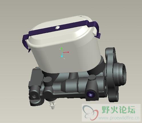 汽车制动泵高清图片