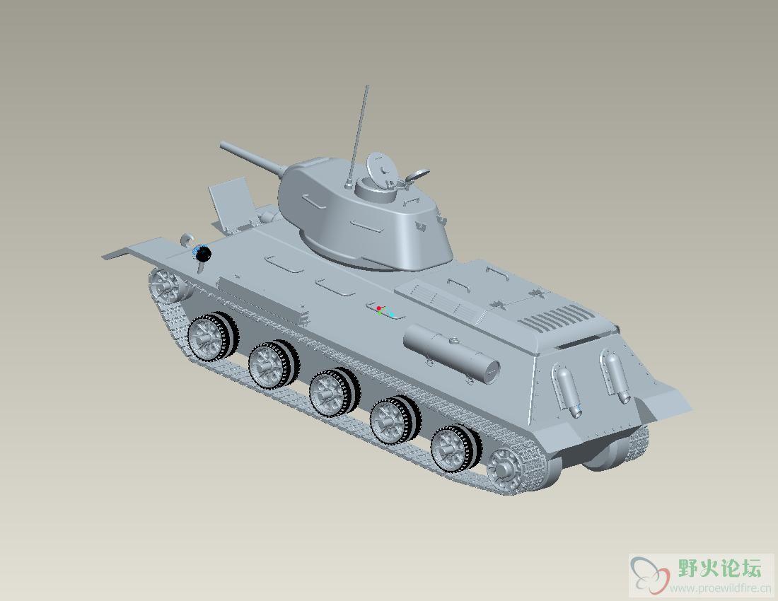 坦克简笔画图片8张_苗苗简笔画