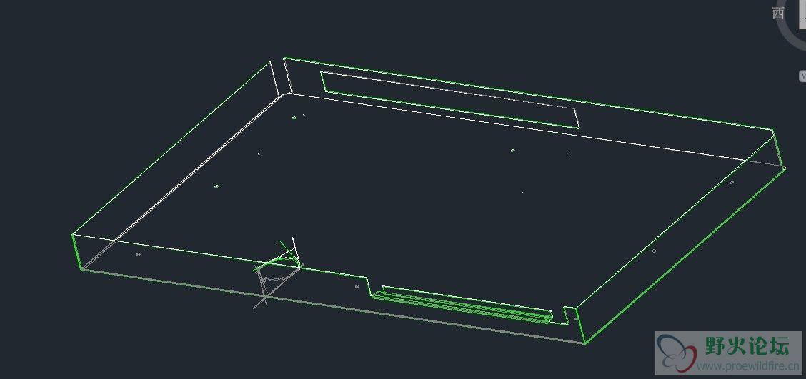 解决了工程制图转CAD图每次圆都是一些乱七八糟线条的问题