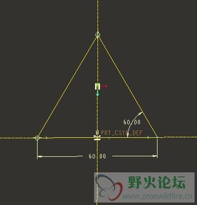 关于草图里面倒圆角,边尺寸自动改变问题