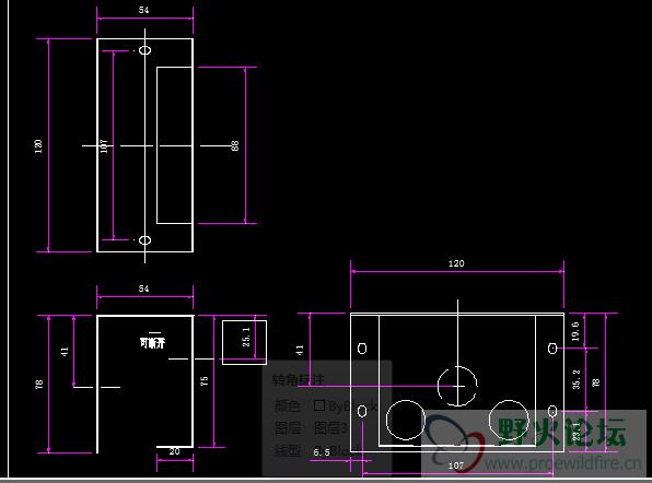 会CAD 工程制图的帮忙看看